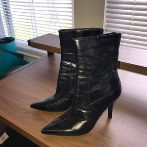 Nine West Shoes - Nine West ☝️OWNER black Stilletto Sz8 boot